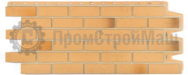 Золотистый цвет. панель фасадная BERG Docke