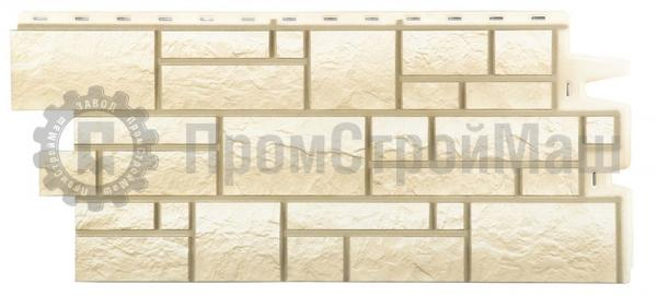 Цвет белый  фасадной панели BURG Docke